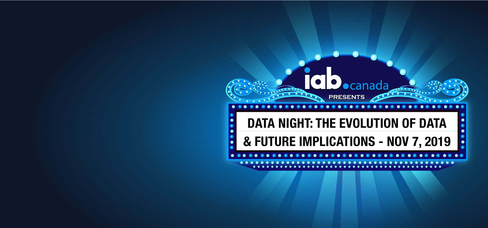 Data Night: The Evolution of Data & Future Implications - Nov 7