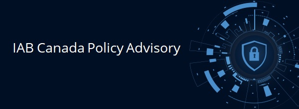IAB Canada Policy Advisory - PIPEDA